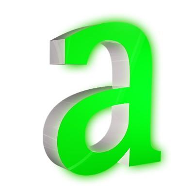 LED Einzelbuchstaben Profil 5s