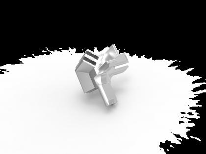 Cube 3D Corner