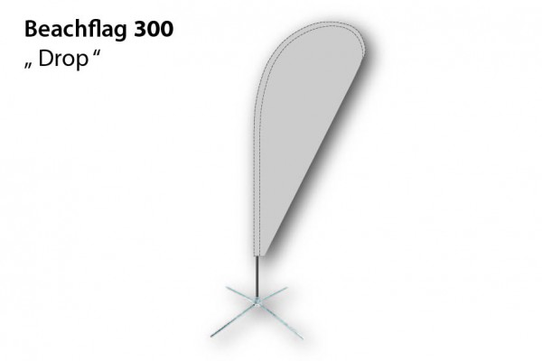Beachflag 250 Drop